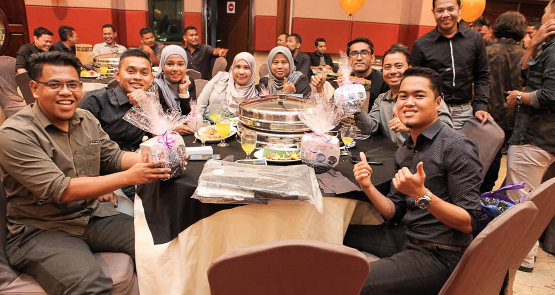 Grand Dinner PJJ