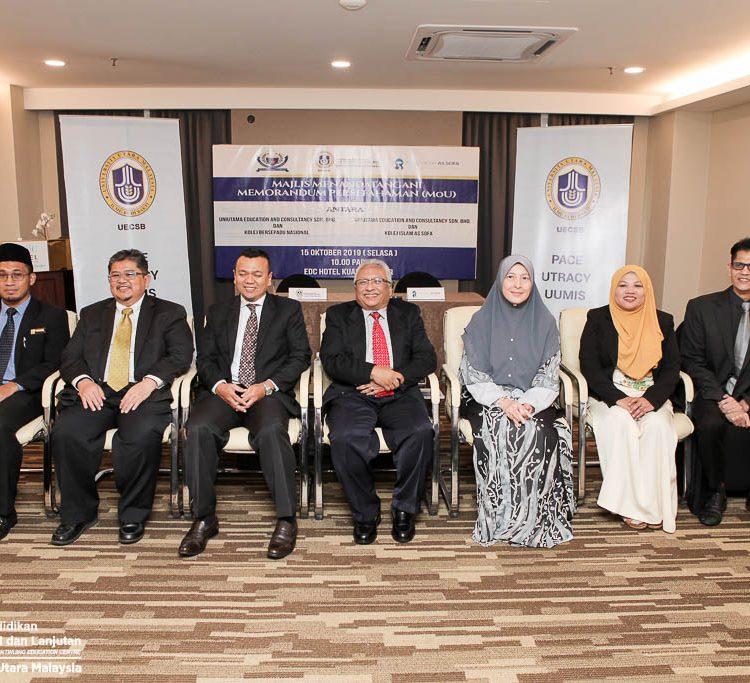 PACE UUM jalin kerjasama