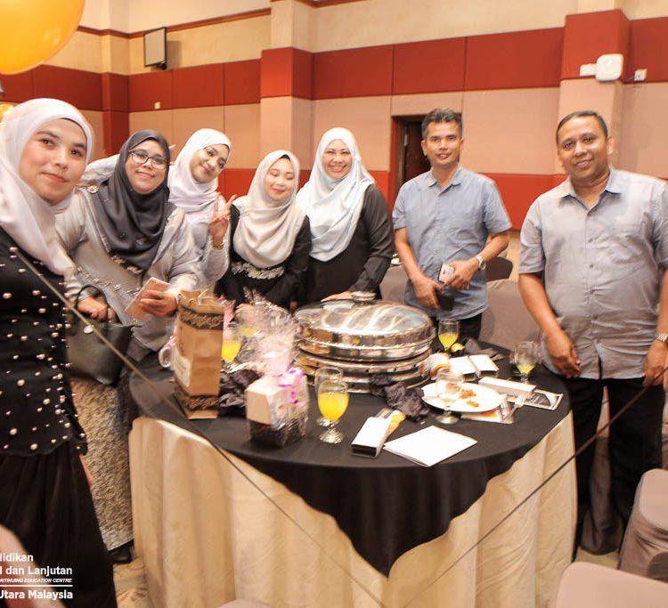 majlis makan malam PACE UUM
