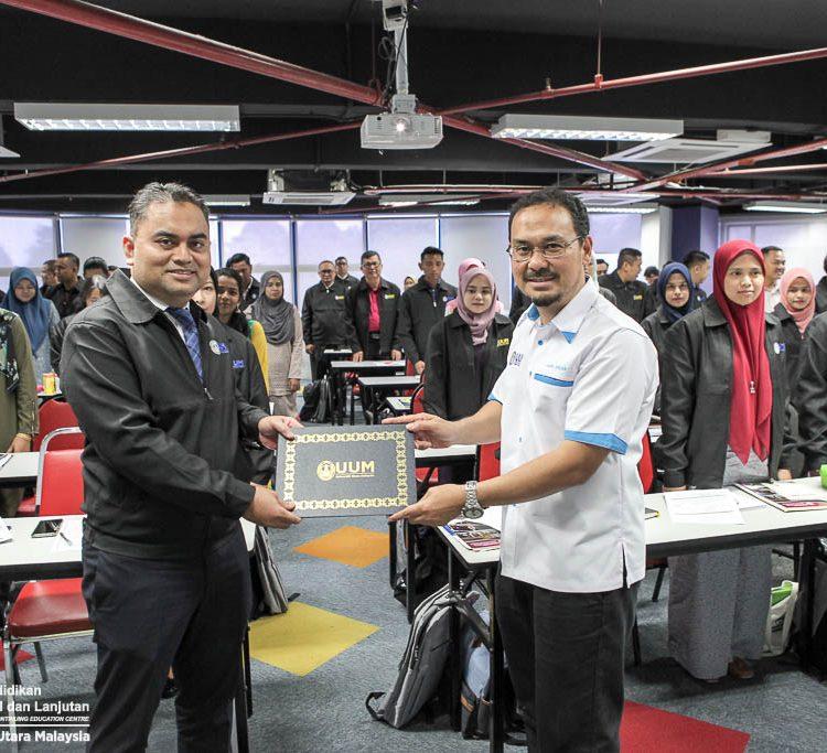 Majlis Ikrar Pelajar PJJ UUM