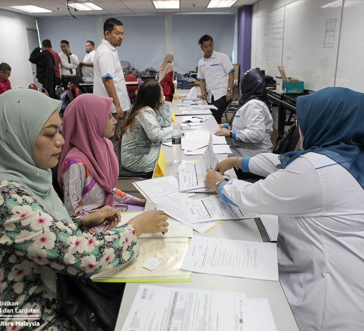 Pendaftaran Pelajar Baru UUM