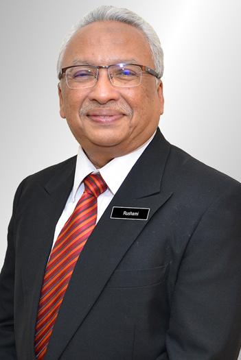 Prof. Dr. Rushami Zien Yusoff